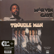 Marvin Gaye - Trouble Man Back To Black Edition