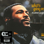 Marvin Gaye - What's Going On Back To Black Edition