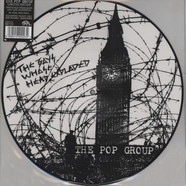 Pop Group, The - The Boys Whose Head Exploded
