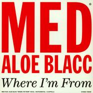 Medaphoar feat. Aloe Blacc - Where I'm From