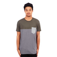 Iriedaily - Block Pocket T-Shirt