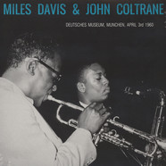 Miles Davis & John Coltrane - Deutsches Museum, Munchen - April 3rd 1960