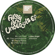 Lukes Anger - Filas and Undercuts EP