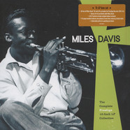 Miles Davis - The Complete Prestige 10 Inch LP Collection