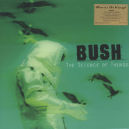Bush - Science Of Things Remastered Green / Black Vinyl Edition