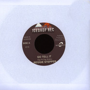Reggie Stepper/King Kong - Go Tell It / Let's Get Together