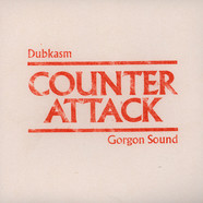 Dubkasm - Counterattack (Damaged Sleeve)