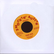 Peter Austin / Tartans, The - Your Love / Solid As A Rock