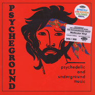 Psycheground Group, The - Psychedelic And Underground Music Multicolored Vinyl Edition