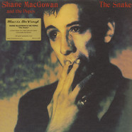 Shane MacGowan & The Popes - The Snake Transparent Green Vinyl Edition