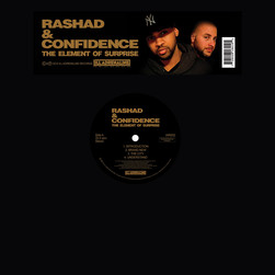 Rashad & Confidence - The Element Of Surprise