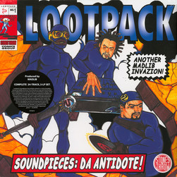 Lootpack - Soundpieces: Da Antidote Deluxe Reissue