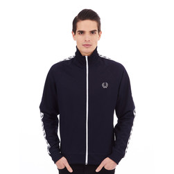 Fred Perry - Laurel Wreath Tape Track Jacket