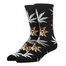 HUF x Chief Keef - Glo Gang x Plantlife Socks