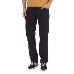 "Carhartt WIP - Texas Pant II ""Bristol"" Black Denim, 12 oz"