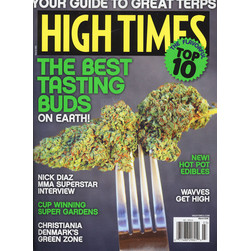High Times Magazine - 2016 - 03 - March