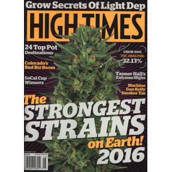 High Times Magazine - 2016 - 06 - June