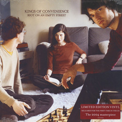 Kings Of Convenience - Riot On An Empty Street