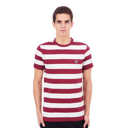 Fred Perry - Striped Ringer T-Shirt