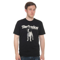 Technics - Teach Them Well Dog T-Shirt