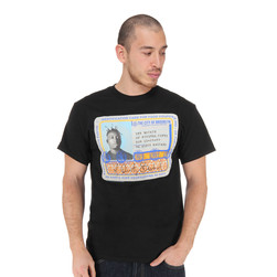 Ol Dirty Bastard - Food Card T-Shirt