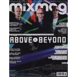 Mixmag - 2012 - 08 - August