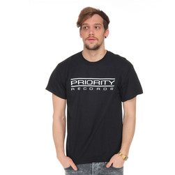 Priority Records - Label Logo T-Shirt