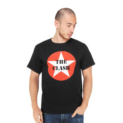 Clash, The - Star Logo T-Shirt