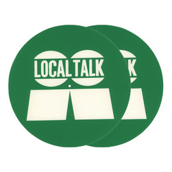 Local Talk - Slipmats