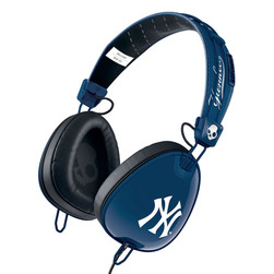 Skullcandy x Yankees - Aviator Over-Ear W/Mic 3 Headphones