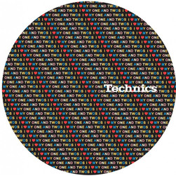 Technics - One & Two Love Slipmat