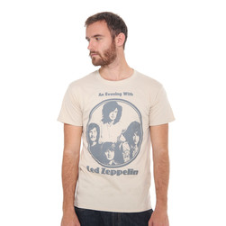 Led Zeppelin - Evening With T-Shirt