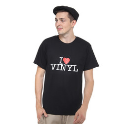 I Love Vinyl - Logo T-Shirt
