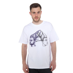 Finest Ego - Faces T-Shirt