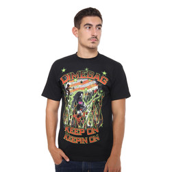 Dimebag Darrell - Flags And Stars T-Shirt