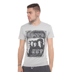 Doors, The - New Haven 30/1 Enzyme Washed T-Shirt