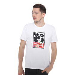 Free The Robots - Obey The Robots T-Shirt