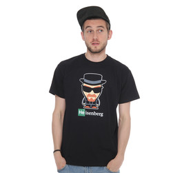 Breaking Bad - Heisenberg Comic T-Shirt