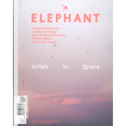 Elephant - 2014 - Summer - Issue 19