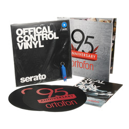 Ortofon - DJ Tutorial 95th Anniversary Package