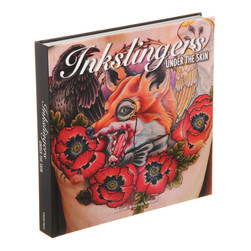 Jakob Schulz, Michael Caddy Sondergaard - Inkslingers: Under The Skin