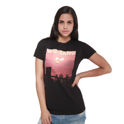 Wu-Tang Clan - Sunset Clan Women T-Shirt