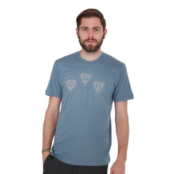 Peoples Potential Unlimited - PPU Blue Fade T-Shirt