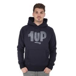 One United Power (1UP) - Block Logo Hoodie (limited Edition)