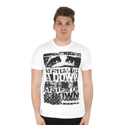 System of a Down - Torn T-Shirt