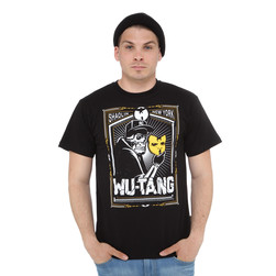 Wu-Tang Clan - Death Mask T-Shirt