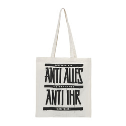 Kraftklub - Anti Alles Tote Bag