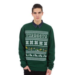 Roots, The - Holiday Crewneck Sweater
