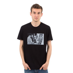 Roots, The - Pass The Popcorn Mpozi Photo T-Shirt