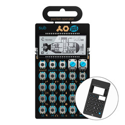 Teenage Engineering x Cheap Monday - Pocket Operator PO-14 Sub (Bass Synthesizer) + CA-14 Pro Case for PO-14 Bundle